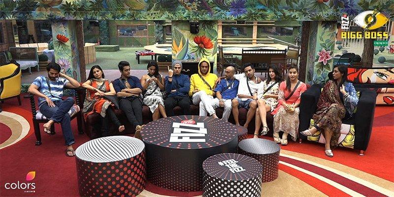 bigg boss season 11 contestants