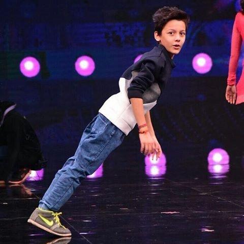 bishal sharma in super dancer 2