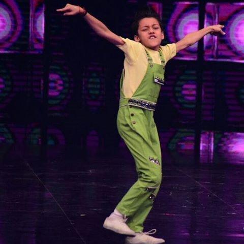 bishal sharma is super dancer 2 winner