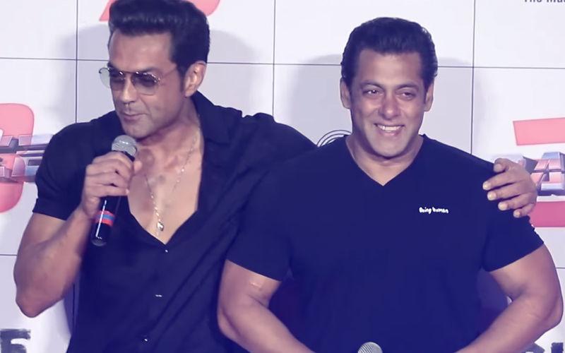 Do You Know Why Bobby Deol Calls Salman Khan, 'Mamu'?