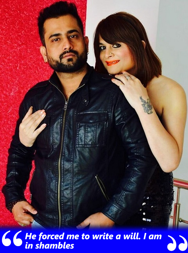 bobby darling and husband ramnik sharma