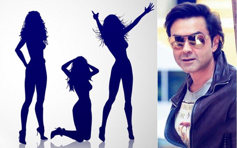 These 3 Bollywood Ladies Kept Bobby Deol Awake The Whole Night