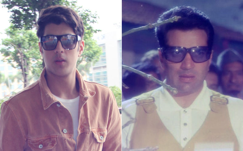 Ditto! Bobby Deol's Son Aryaman Is A Spitting Image Of Grandfather, Dharmendra