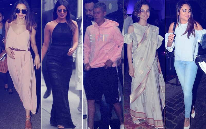 STUNNER OR BUMMER: Justin Bieber, Priyanka Chopra, Deepika Padukone, Kangana Ranaut Or Sonakshi Sinha?