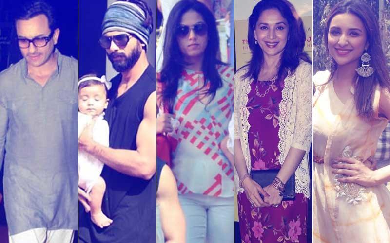 STUNNER OR BUMMER: Saif Ali Khan, Shahid Kapoor, Mira Rajput, Madhuri Dixit Or Parineeti Chopra?