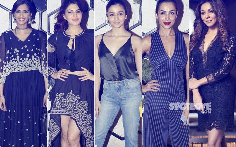 STUNNER OR BUMMER: Sonam Kapoor, Jacqueline Fernandez, Alia Bhatt, Malaika Arora Or Gauri Khan?