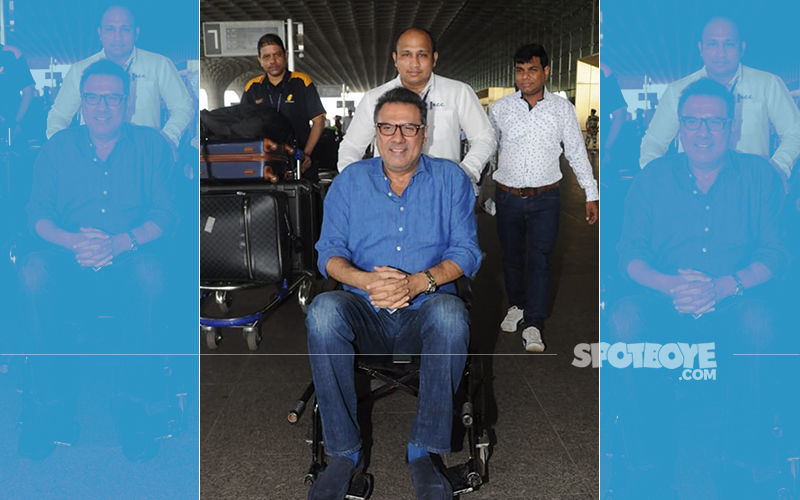 What's Happened To Boman Irani? Actor Spotted On A Wheelchair At Mumbai Airport