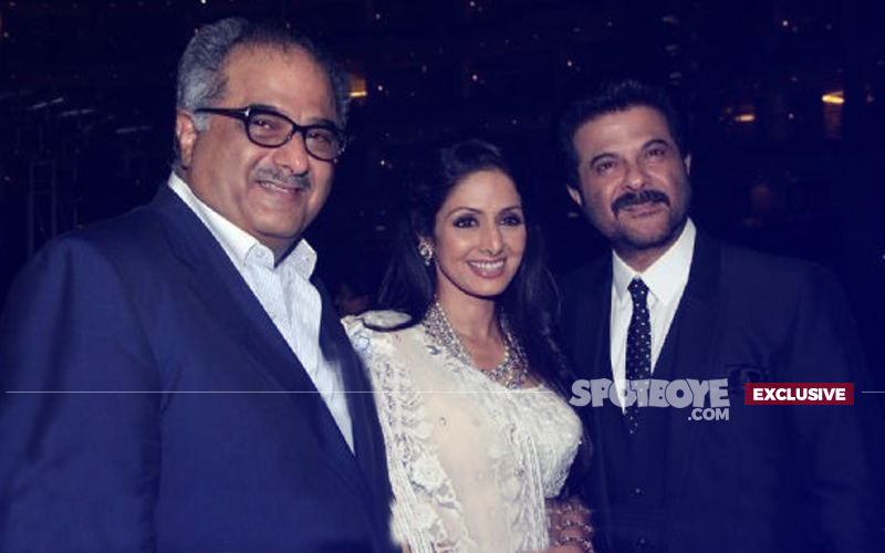 When Sridevi And Anil Kapoor Ganged Up Against Boney Kapoor