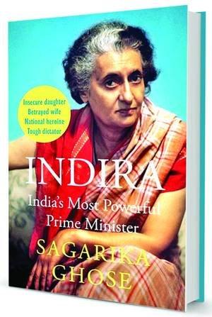 Sagarika Ghose Book On Indira Gandhi