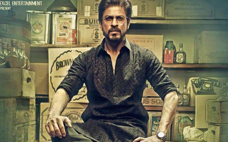 Shah Rukh Khan wraps up Raees shoot