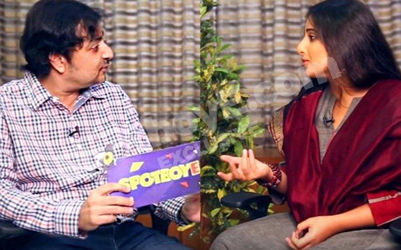 Vidya Balan: All's well in my married life