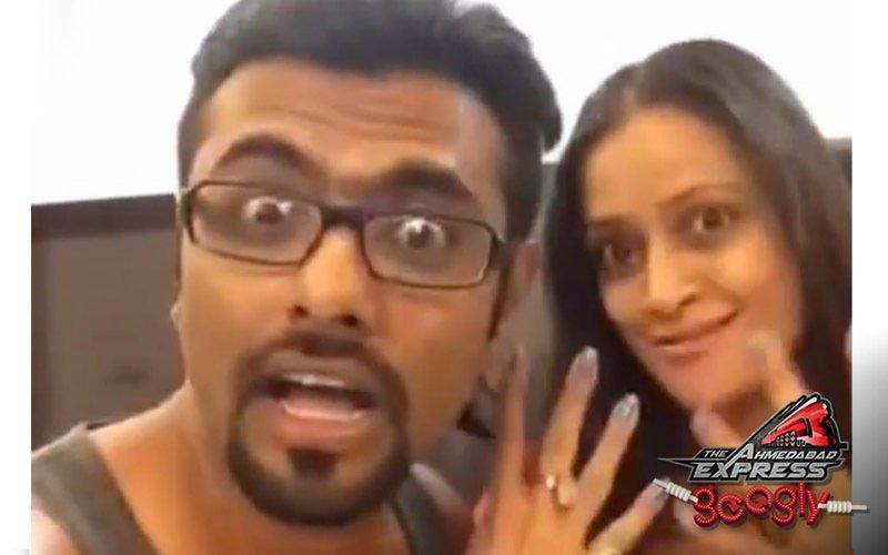 Jaswir Kaur does a Deepika Padukone