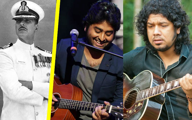 Arijit Singh replaces Papon in Rustom