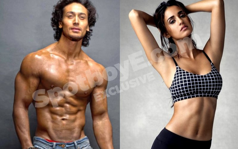 Tiger's Sexy Rendezvous With Girlfriend Disha At An Undisclosed Location?