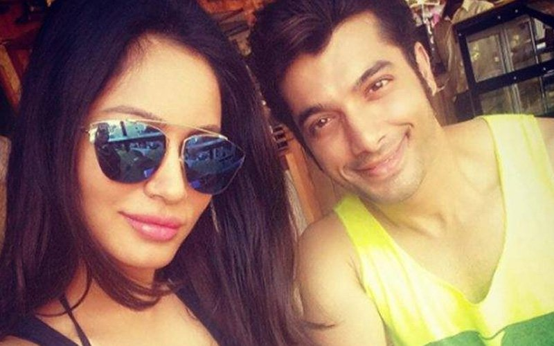 Ssharad Malhotra's first public appearance with his latest girlfriend