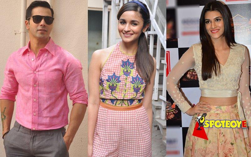 Varun to romance Alia, Kriti in Judwaa 2? | SpotboyE Full Episode 240
