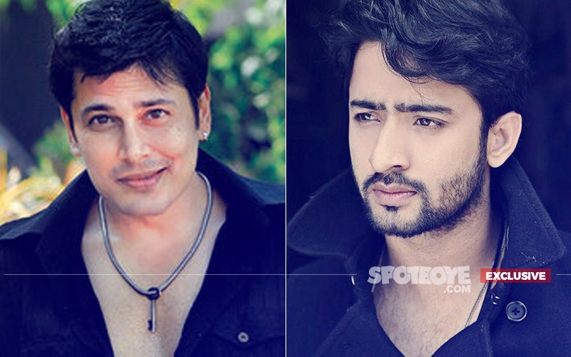 No Cezzane Khan. It's Shaheer Sheikh As Anurag Basu In Ekta's Kasautii Zindagii Kay 2