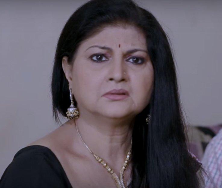 charu rohatgi in a short film