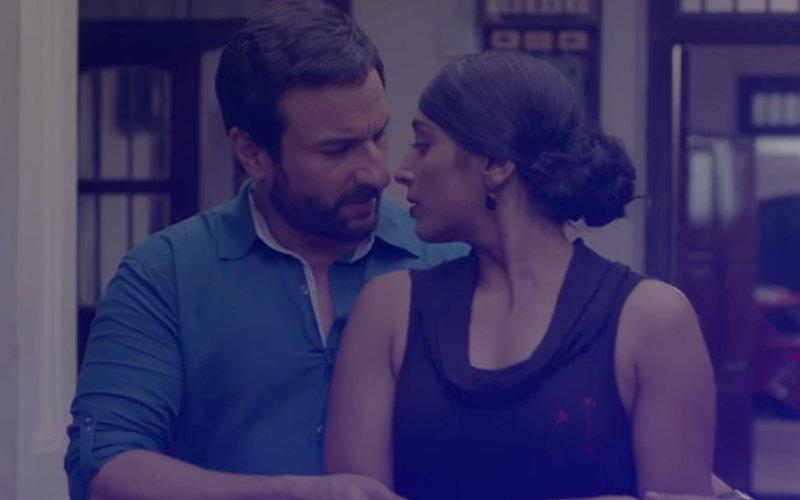 Chef's Song Tere Mere: Saif Ali Khan Woos Padmapriya In This Soulful Number