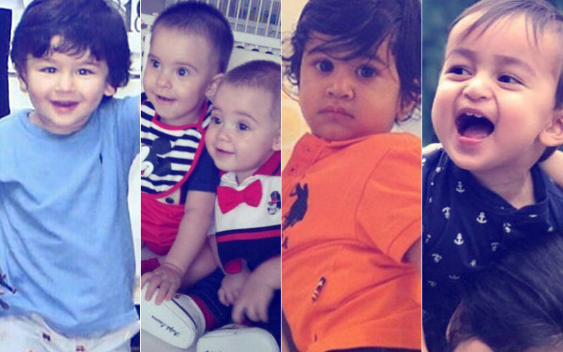 Hey Taimur, Yash, Roohi, Laksshya & Ahil -- Genelia & Riteish Deshmukh's Son Has A Challenge For You