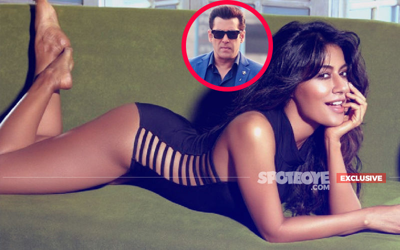 Chitrangada Singh Rushes To Salman Khan, Yet Again!