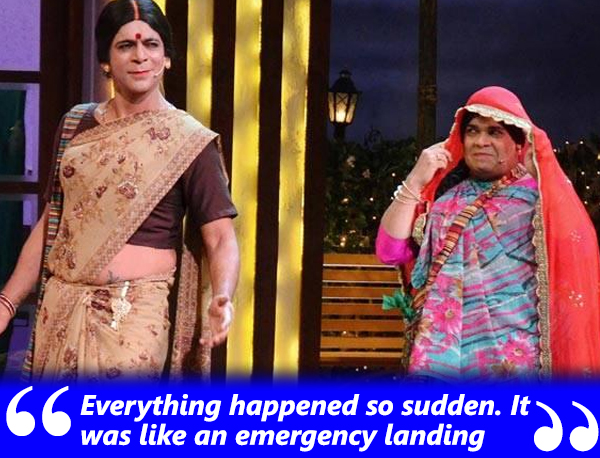 sunil grover and kapil sharma war