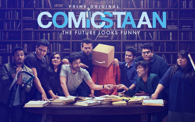 BINGE OR CRINGE: Comicstaan, An Attempt To Find The Next Big Comic Sensation