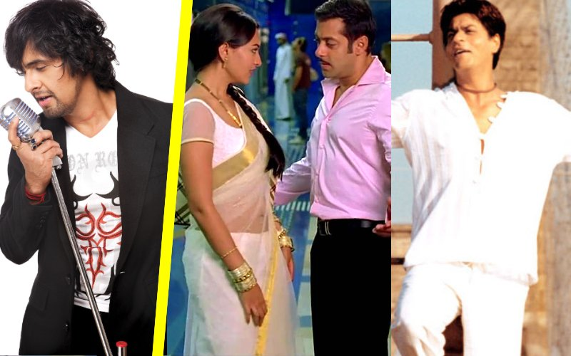 BIRTHDAY SPECIAL: Sonu Nigam's 10 Most Melodious Songs