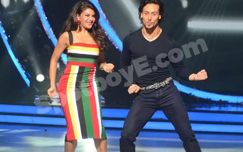 Tiger and  Jacqueline dazzle on Jhalak