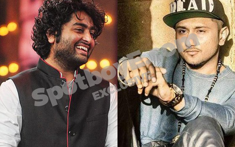 Honey's ouster from India's Raw Star is music to Arijit's ears