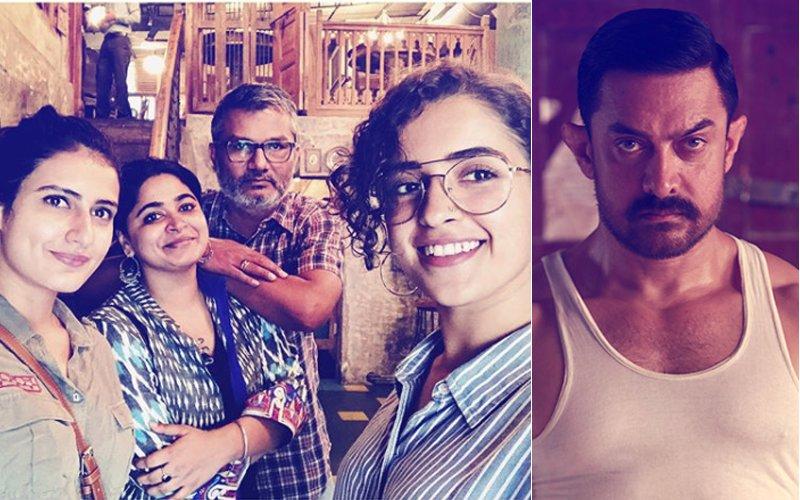 Team Dangal Reunites For Lunch, But Where Is Aamir Khan?