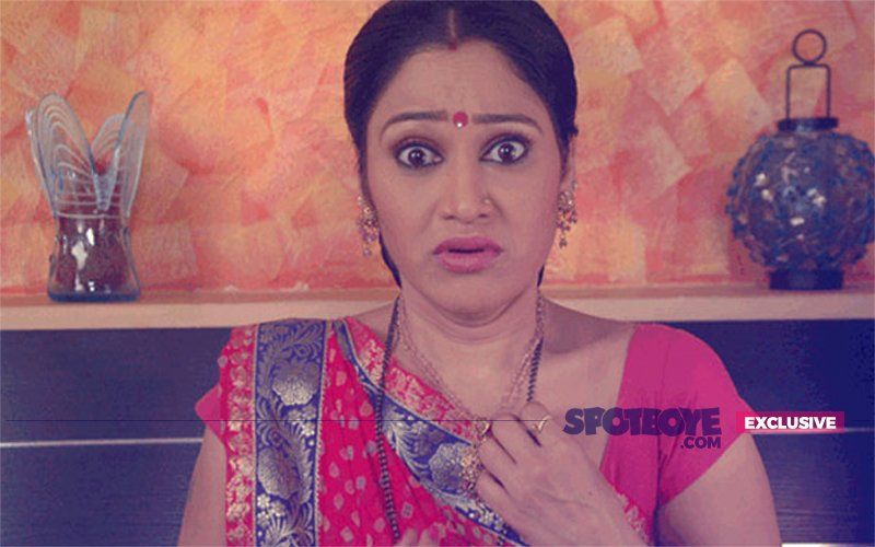 WHAT! Daya Ben Has Just Wrapped Up Her Last Day Of Shoot For Taarak Mehta Ka Ooltah Chashmah