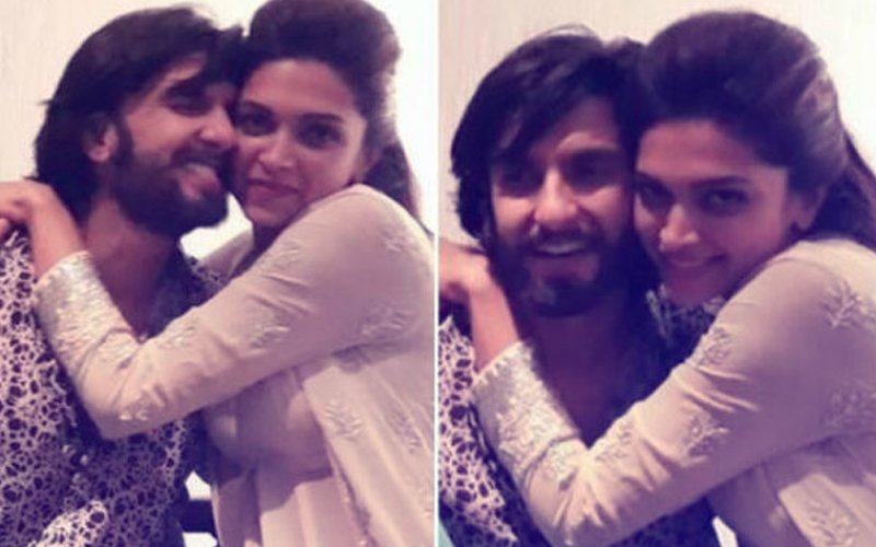 Deepika Padukone Posts A Cheesy Comment On Ranveer Singh's 'Most Desirable Men' Tweet