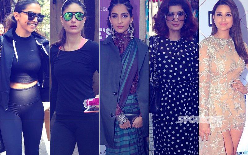 STUNNER OR BUMMER: Deepika Padukone, Kareena Kapoor, Sonam Kapoor, Twinkle Khanna Or Parineeti Chopra?