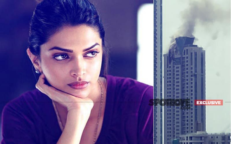 Massive Fire Breaks Out In Deepika Padukone's Apartment Complex In Prabhadevi