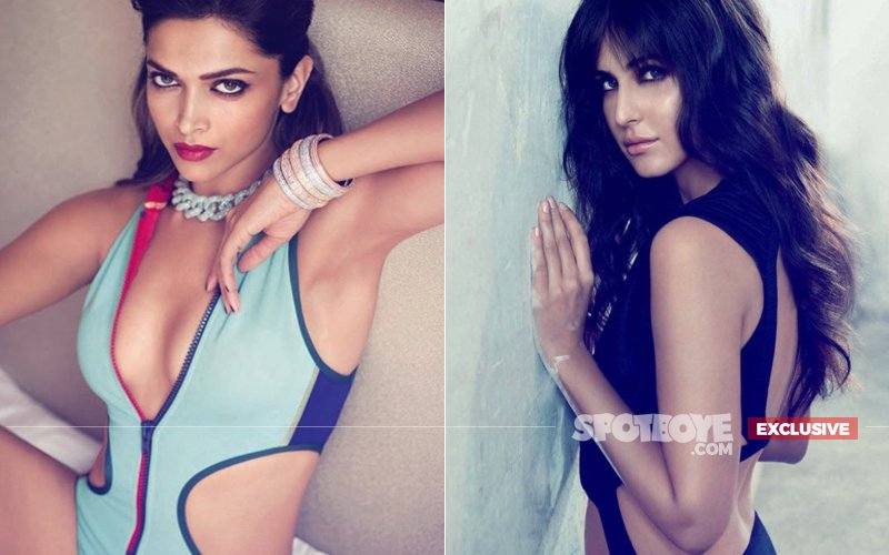 Deepika Padukone Spotted Katrina Kaif's Car Parked Under Her Gym. Here's What She Did...