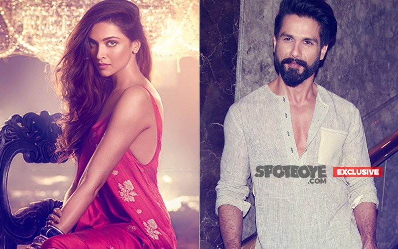 Deepika Padukone & Shahid Kapoor Dashed Off To Watch Something Special, Guess What?