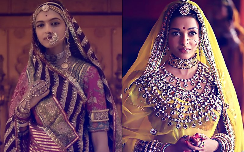 Deepika Padukone As Rani Padmini Or Aishwarya Rai Bachchan As Jodhaa Bai?