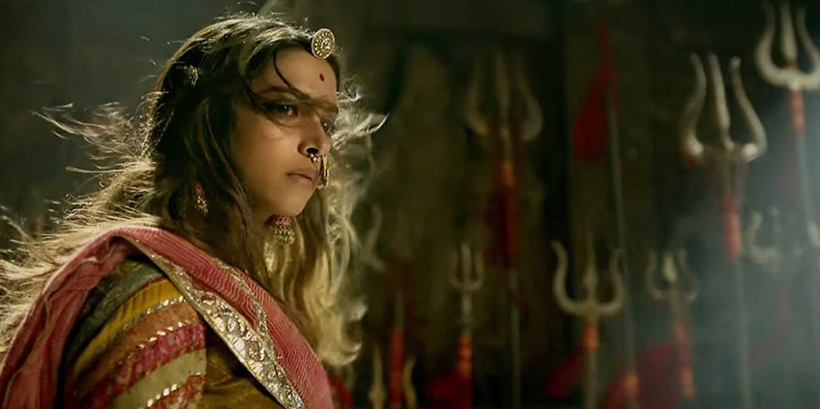 deepika padukone as rani padmini