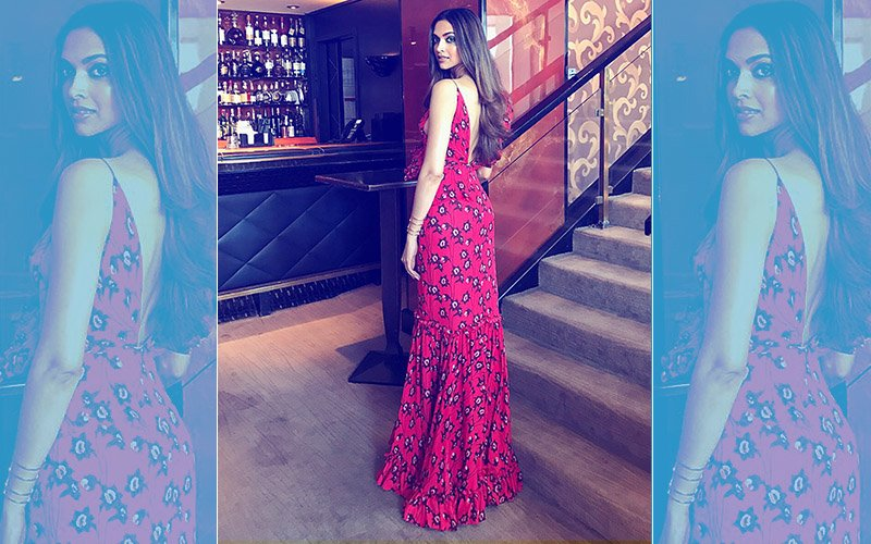 70TH Cannes Film Festival: Deepika Padukone's First Look For The Event