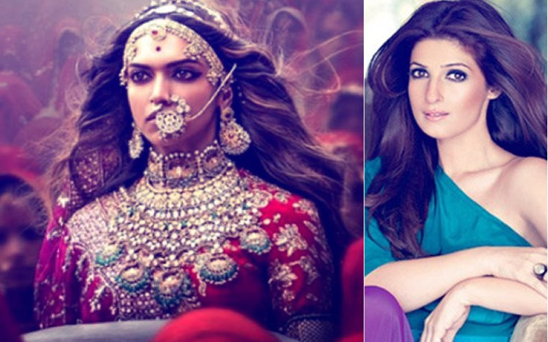 Twinkle Khanna Takes A Dig At BJP's Suraj Pal Amu's Offer Of Rs 10 Cr To Behead Deepika Padukone
