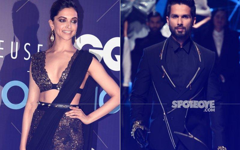 GQ Fashion Nights: Deepika Padukone & Shahid Kapoor STEAL THE SHOW!