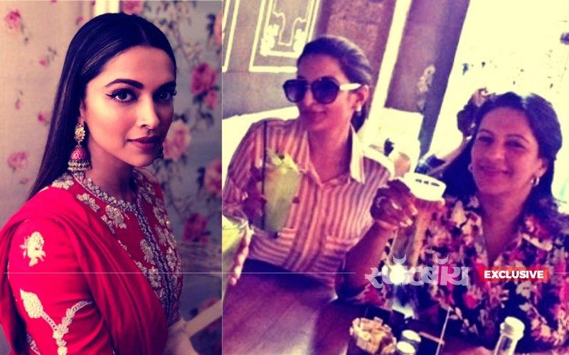 जल्द दुल्हन बनने वाली दीपिका पादुकोण कर रहीं हैं रणवीर की मां और बहन रितिका के साथ शादी की शॉपिंग