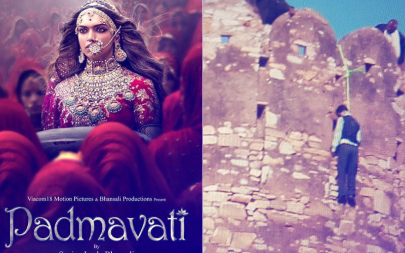 Padmavati Controversy: Threat Note Found Beside Dead Body At Nahargarh Fort