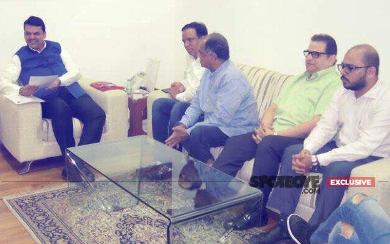 Industry Bigwigs Led By Pahlaj Nihalani Meet CM Devendra Fadnavis To Lower GST