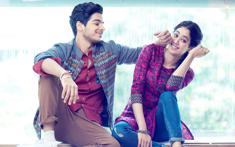Dhadak Box-Office Collection, Day 1: Janhvi Kapoor-Ishaan Khatter's Love Saga Collects A Good Rs 8.71 Cr