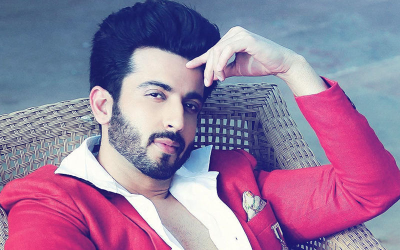 Kundali Bhagya's Dheeraj Dhoopar Poses With A Cigarette, Gets Trolled