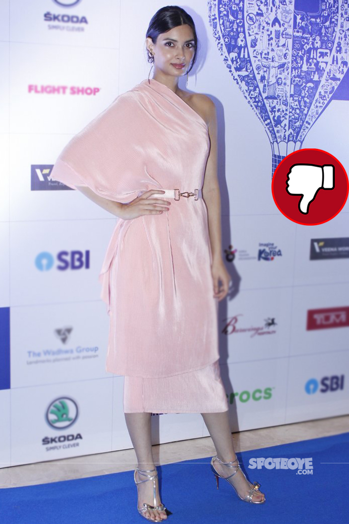 diana penty at lonely planet awards