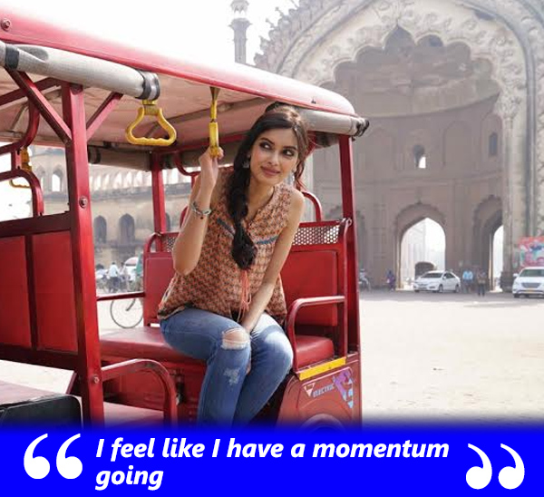 diana penty in an interview with spotboye for her movie lucknow central