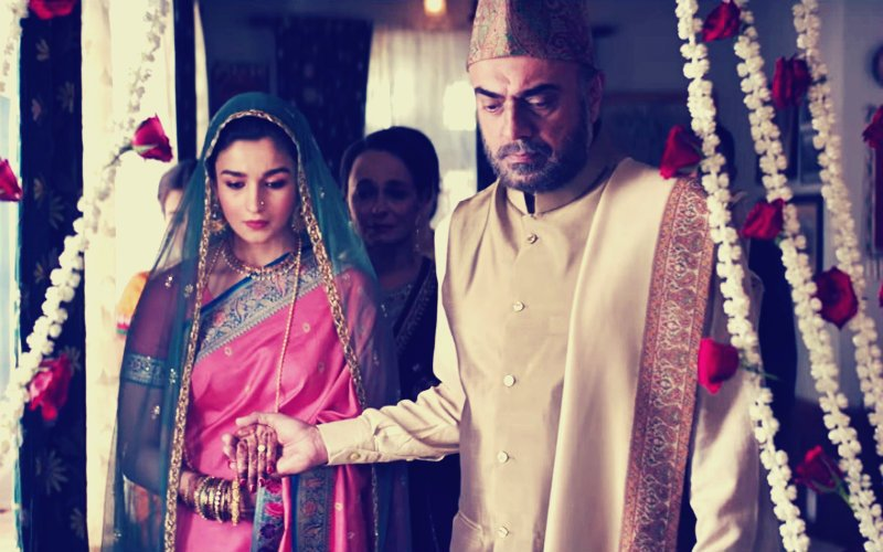 फिल्म 'राज़ी' का गाना 'दिलबारो' हुआ रिलीज़: इस बिदाई गीत को देख आपकी आंखें भी हो जाएंगी नम